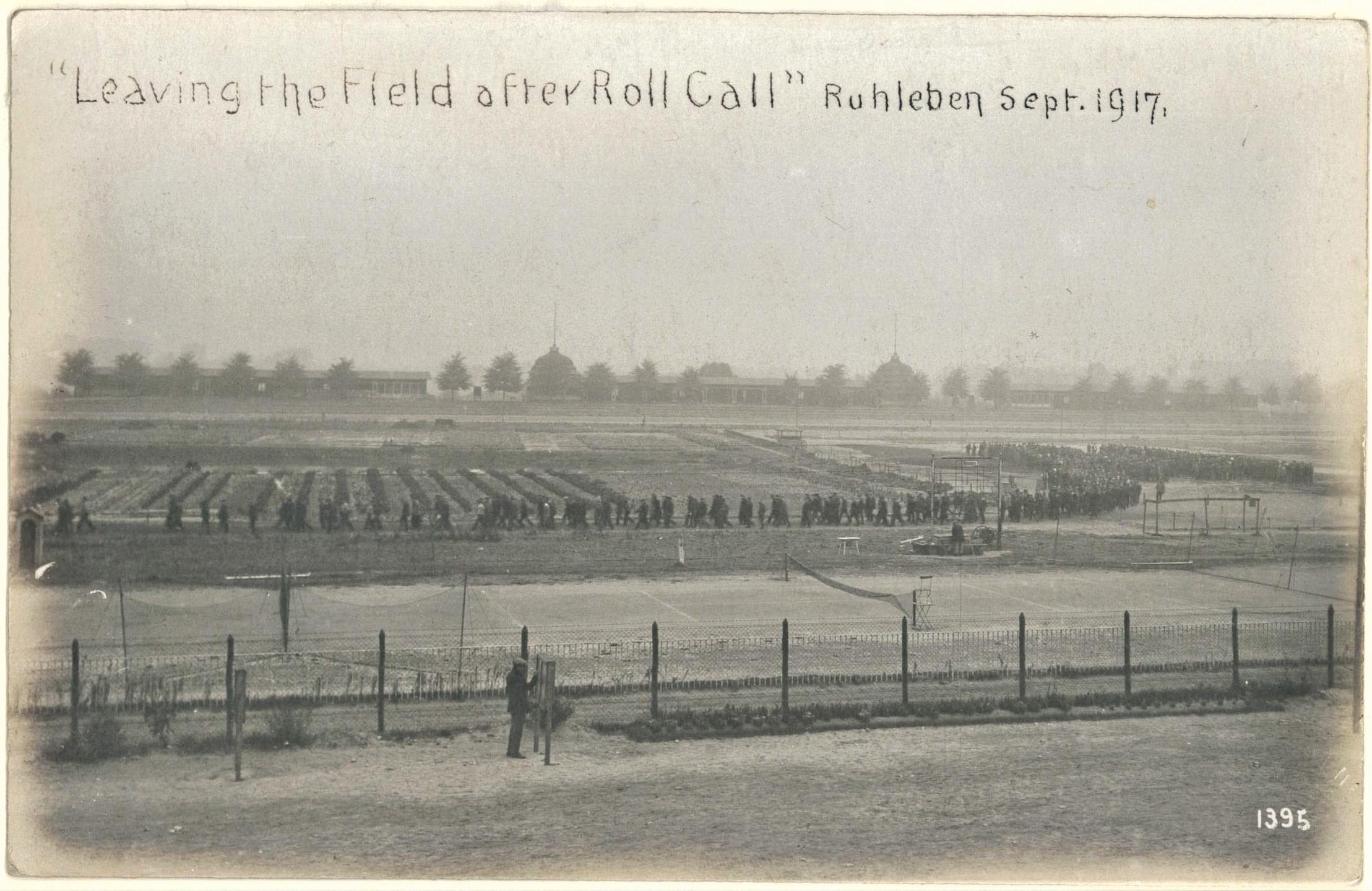September 1917 roll call