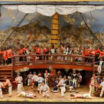 Nelson diorama