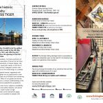 Fishing Heritage Centre Leaflet tri fold 2019