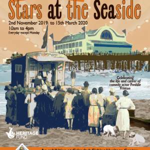 Stars at the seaside