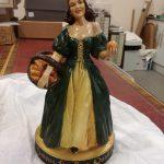 Nell Gwyn Ceramic Figure